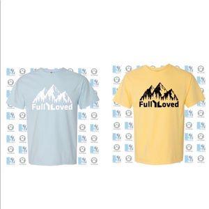 Comfort color t-shirts!